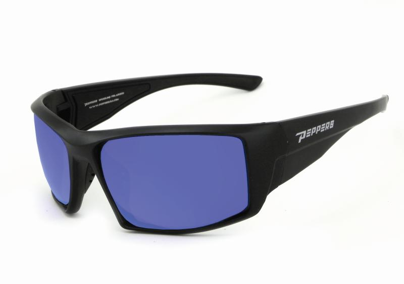 575f2fb6eb Drydock.  74.98. Backlash sunglasses- matte black frame and brown TAC  polarized ...