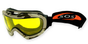 desert storm sand camo amber lens 2011 goggles