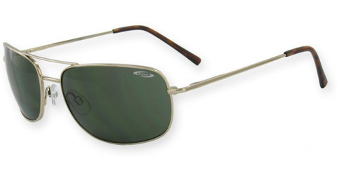 Freedom gold frame grey green lens 3081