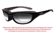 Wiley X AirRage Grey Photochromic