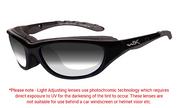 Wiley X AirRage Grey Photochromic