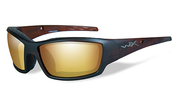 Wiley X Tide Venice Gold Mirror Polarized Sunglasses