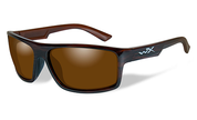 Wiley X Peak Amber Polarized Sunglasses