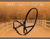 Leather Figure 8 Foal Slip.