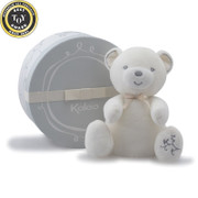 Kaloo Perle Doudou Musical Bear Cream