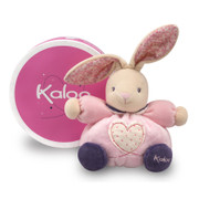 Kaloo Petite Rose Small Rabbit Heart