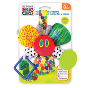 Eric Carle Mirror Teether Rattle The Very Hungry Caterpillar