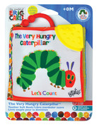 "Eric Carle The Very Hungry Caterpillar ""Let's Count"" Clip-On Soft Book"