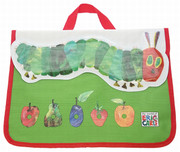 Eric Carle Very Hungry Caterpillar Bookbag