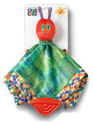 Eric Carle Very Hungry Caterpillar Blanket Teether
