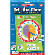 Fiesta Crafts Tell The Time Magnetic