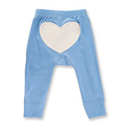 Sapling Little Boy Blue Heart Pants
