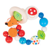 Heimess Rattle Elastic Fox