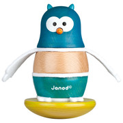 Janod Zigolos Owl Stacker