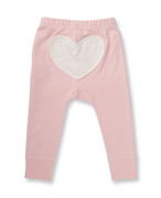 Sapling Blushing Rose Heart Pants