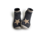 Collegien Slipper Socks - Etoiles illuminées Bright Stars
