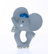Meiya And Alvin Alvin The Elephant Rubber Teether