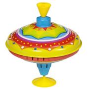 GOKI Yellow Spinning Top