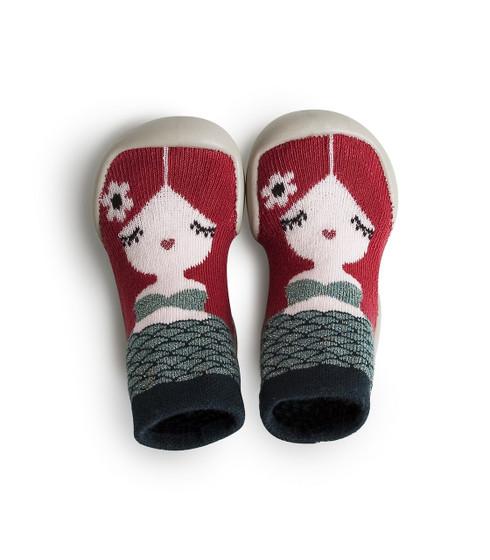 Collegien Slipper Socks - Mermaid