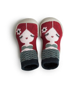 Collegien Slipper Socks - Mermaid