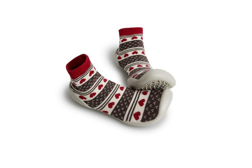 Collegien Slipper Socks - Sweet Chalet