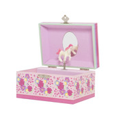 Tiger Tribe Jewellery Box - Unicorn