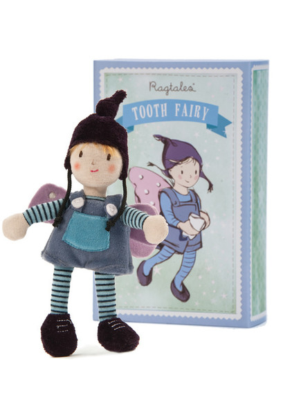 Ragtales Tooth Fairy Boy