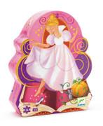 Djeco Cinderella Silhouette Puzzle