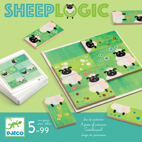 Djeco Sheep Logics Game