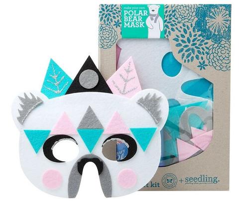 Seedling Polar Bear Mask - Image 1