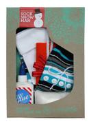 Seedling Sock Snowman - Package