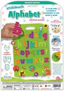 Fiesta Crafts Stickabouts Woodland Animals Alphabet Package
