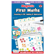 Fiesta Crafts Magnetic First Maths