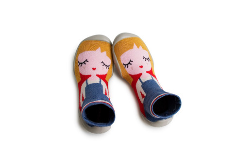 Collegien Slipper Socks Miss Sunshine