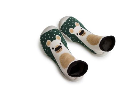 Collegien Slipper Socks The Bear