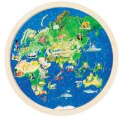 Goki Globe Puzzle