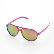 Hootkid Eastcoast Sunglasses | Hot Pink