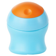 Boon Snack Container-Munch (Blue/Orange)