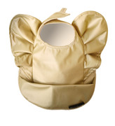 Elodie Details Baby Bib - Golden Wings