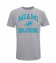 Miami Dolphins T-shirt Grey