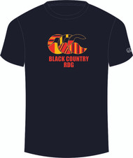 Black Country RDG Team Logo T-Shirt