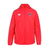 Stourbridge Rain Jacket  Red