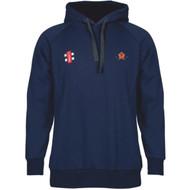 Harborne Cricket Junior Navy Storm Hoody