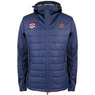 Harborne Cricket Adult Navy Pro Performance Jacket