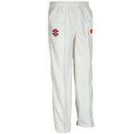 Harborne Cricket Junior Matrix Cream Trouser