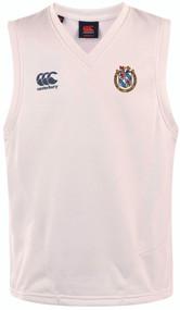 Brackley Cricket Cream Overshirt