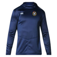 Brackley Cricket Navy Pro Hoody