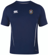 Brackley Cricket Navy Team Dry T-Shirt