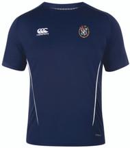 Brackley Cricket Navy Team Dry T-Shirt