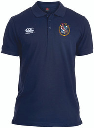 Brackley Cricket Navy Waimak Polo